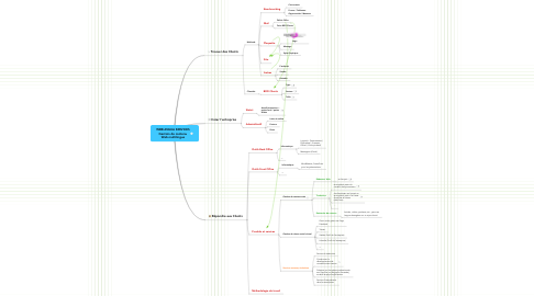 Mind Map: WEBLINGUA SERVICES Gestion de contenu Web multilingue