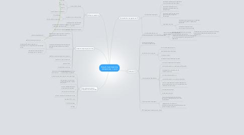 Mind Map: Запуск партнерской программы с нуля
