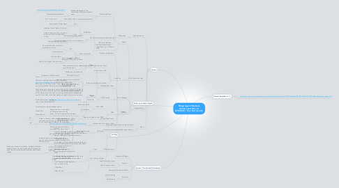 Mind Map: Mega Agent Business Online Lead Gen to: $300,000 / Year Net Income