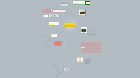Mind Map: Keine Wohnblocks in der Einöde