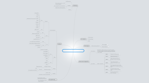 "Mind Map: Analyse af ""Frøkenen"" af Herman Bang"