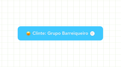 Mind Map: Clinte: Grupo Barreiqueiro