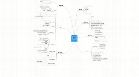 Mind Map: Leerlijn ICT