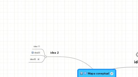 Mind Map: Mapa coneptual