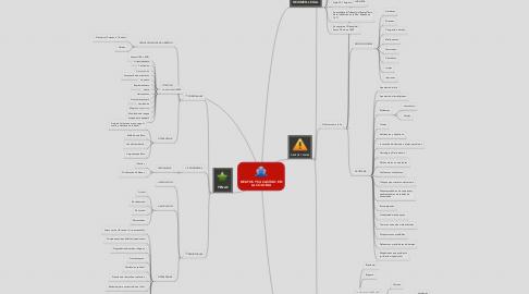 Mind Map: DELITOS Y SU CASTIGO EN LA COLONIA