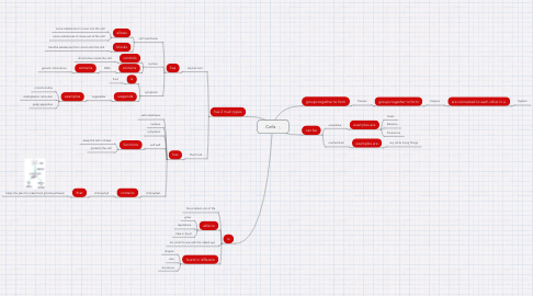 Mind Map: Cells