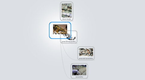 Mind Map: NARCOTRAFICO