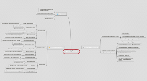 Mind Map: Итоги проекта