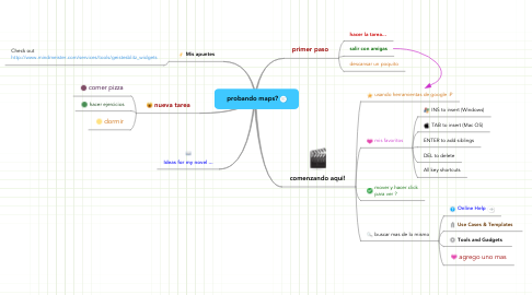 Mind Map: probando maps?