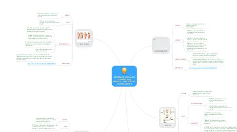 Mind Map: ABORDAJE  INICIAL DE QUEMADURAS, HERIDAS,  FRACTURAS Y CONVULSIONES