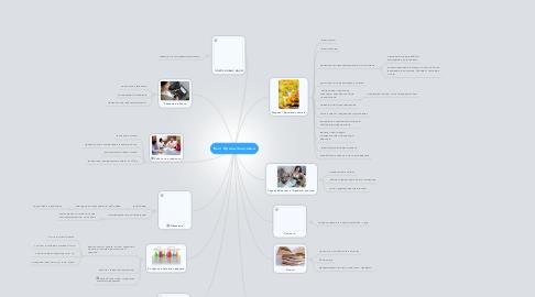 Mind Map: Блог Ирины Зайцевой