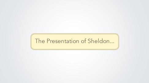 Mind Map: The Presentation of Sheldon...
