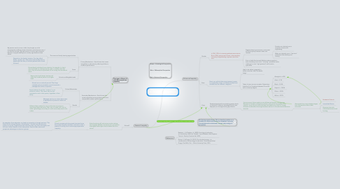 Mind Map: Inequality in School: Who's Got the Advantage, and What Causes it?