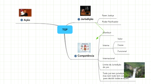 Mind Map: TGP