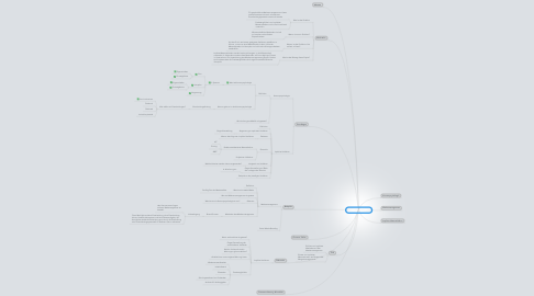 Mind Map: Paper Peter Atilla