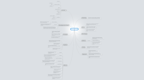 Mind Map: Racetam Studies