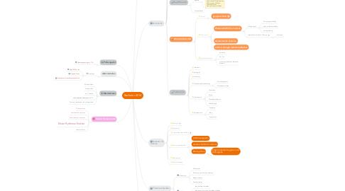 Mind Map: Bachelor 2014