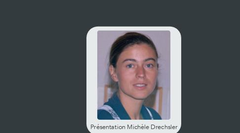 Mind Map: Présentation Michèle Drechsler