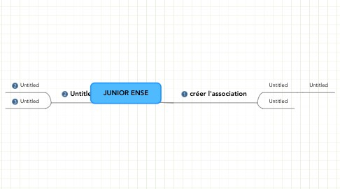 Mind Map: JUNIOR ENSE