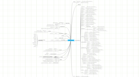 Mind Map: twitter connections