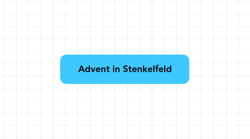 Mind Map: Advent in Stenkelfeld