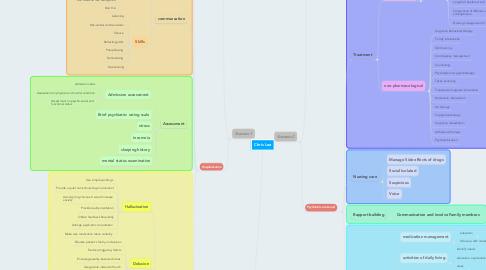 Mind Map: Chris Lee