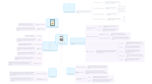 Mind Map: Ataques Contra las Redes TCP/IP