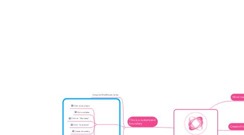Mind Map: MindMeister Branded Template