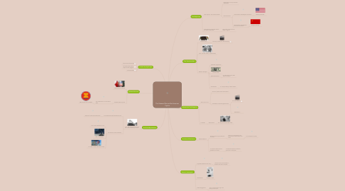 Mind Map: The Vietnam War and the American Psyche