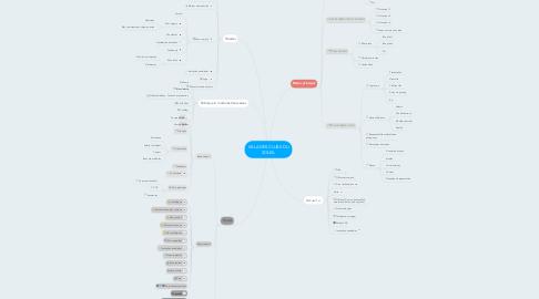 Mind Map: VILLAGES CLUBS DU SOLEIL