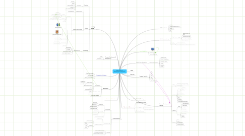 Mind Map: Web Presence Requirements Overview