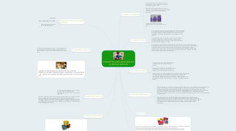 Mind Map: CONCEPTES LOGICOMATEMÀTICS A L'ESCOLA INFANTIL