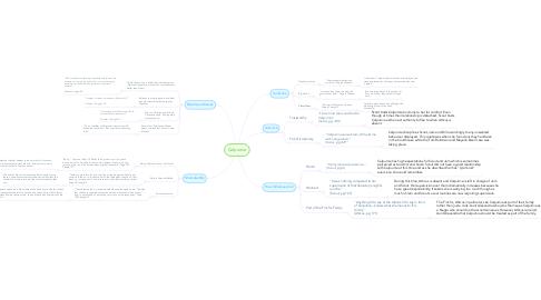 Mind Map: Calpurnia