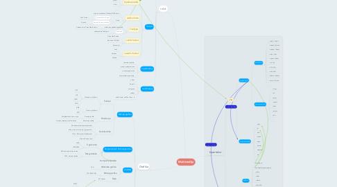 Mind Map: Multimedija