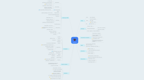 Mind Map: Literatúra