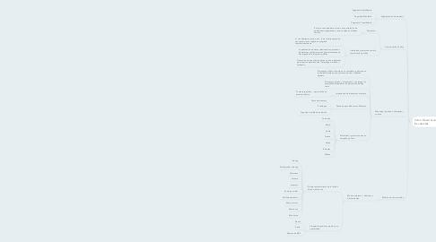 Mind Map: Fundamentos de la comunicación política