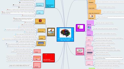 Mind Map: H. Gestión de redes sociales  (by Rosa Paños Sánchis)