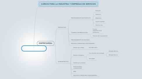 Mind Map: YoMeCapacito.com
