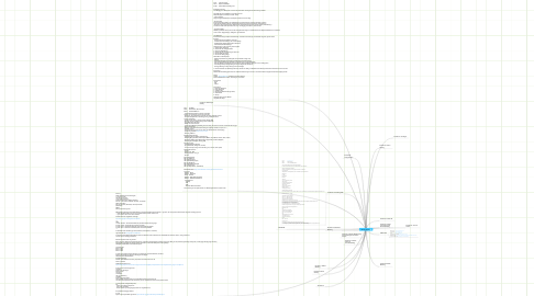 Mind Map: Wichtige Notizen