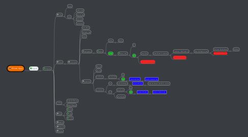 Mind Map: Driver App