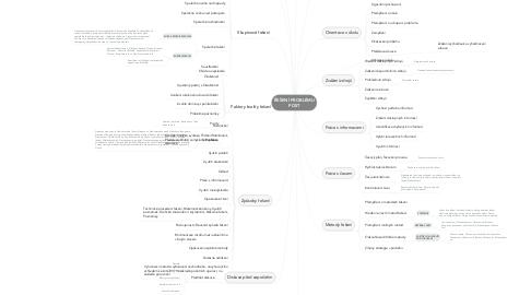 Mind Map: ŘEŠENÍ PROBLÉMU POST