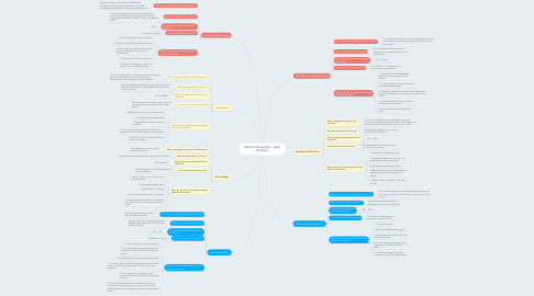 Mind Map: Historic Document - Chris Huffman