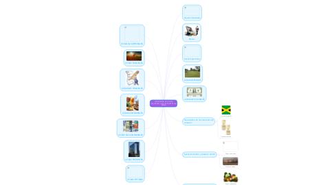 Mind Map: CLASIFICACION DE LA COSA DEACUERDO A SUS CUALIDADES EN SI MISMA