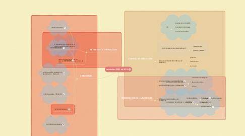 Mind Map: resolución 2003 de 2014