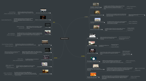 Mind Map: Webdocumentaires