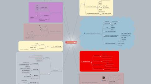Mind Map: Plan Stategiczny