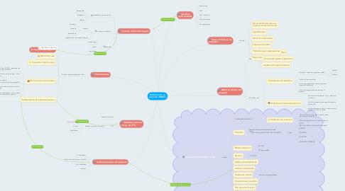 Mind Map: Definición de un proyecto (DMAIC)
