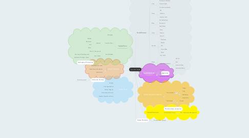 Mind Map: Tipos de Saúde