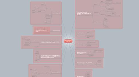 Mind Map: sistemas nervioso y endocrino
