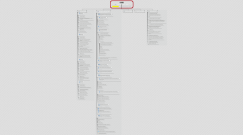 Mind Map: Carte Projet TNIM